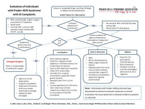 GI Evaluation Chart