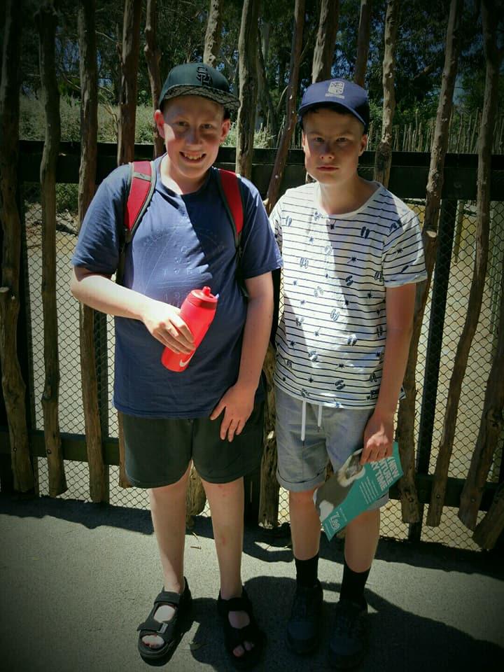 Wellington Zoo 2017