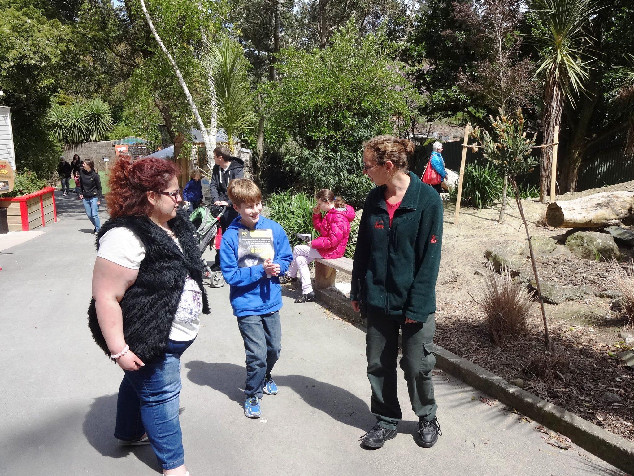 Wellington Zoo 2014
