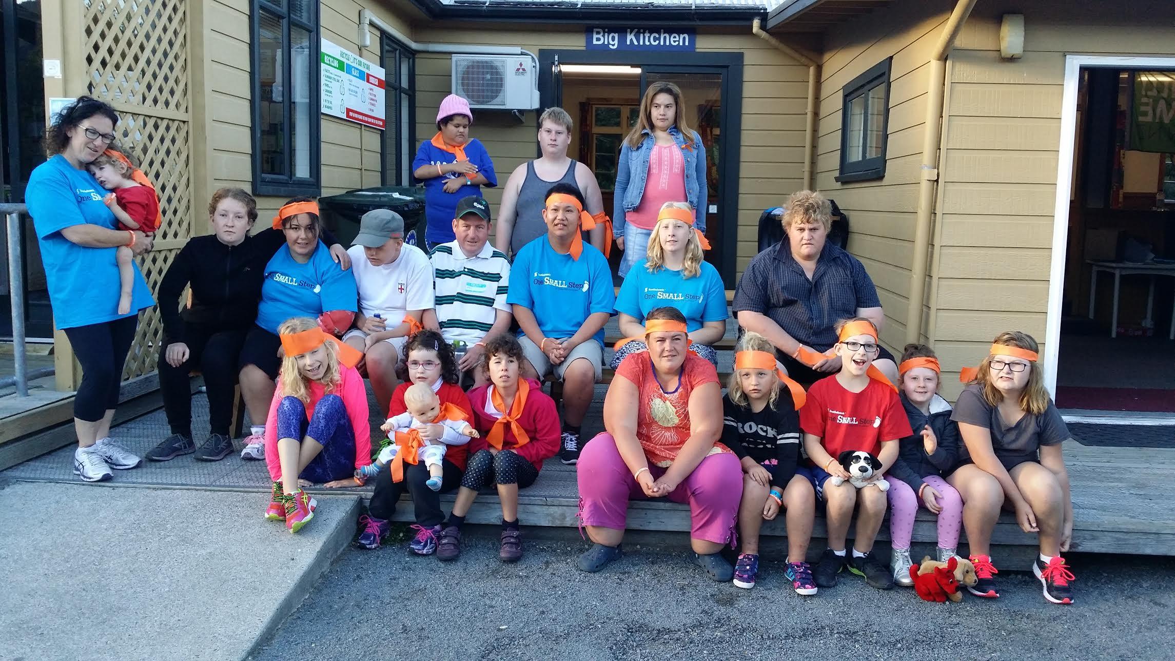 Group Photo, Hanmer Springs 2016