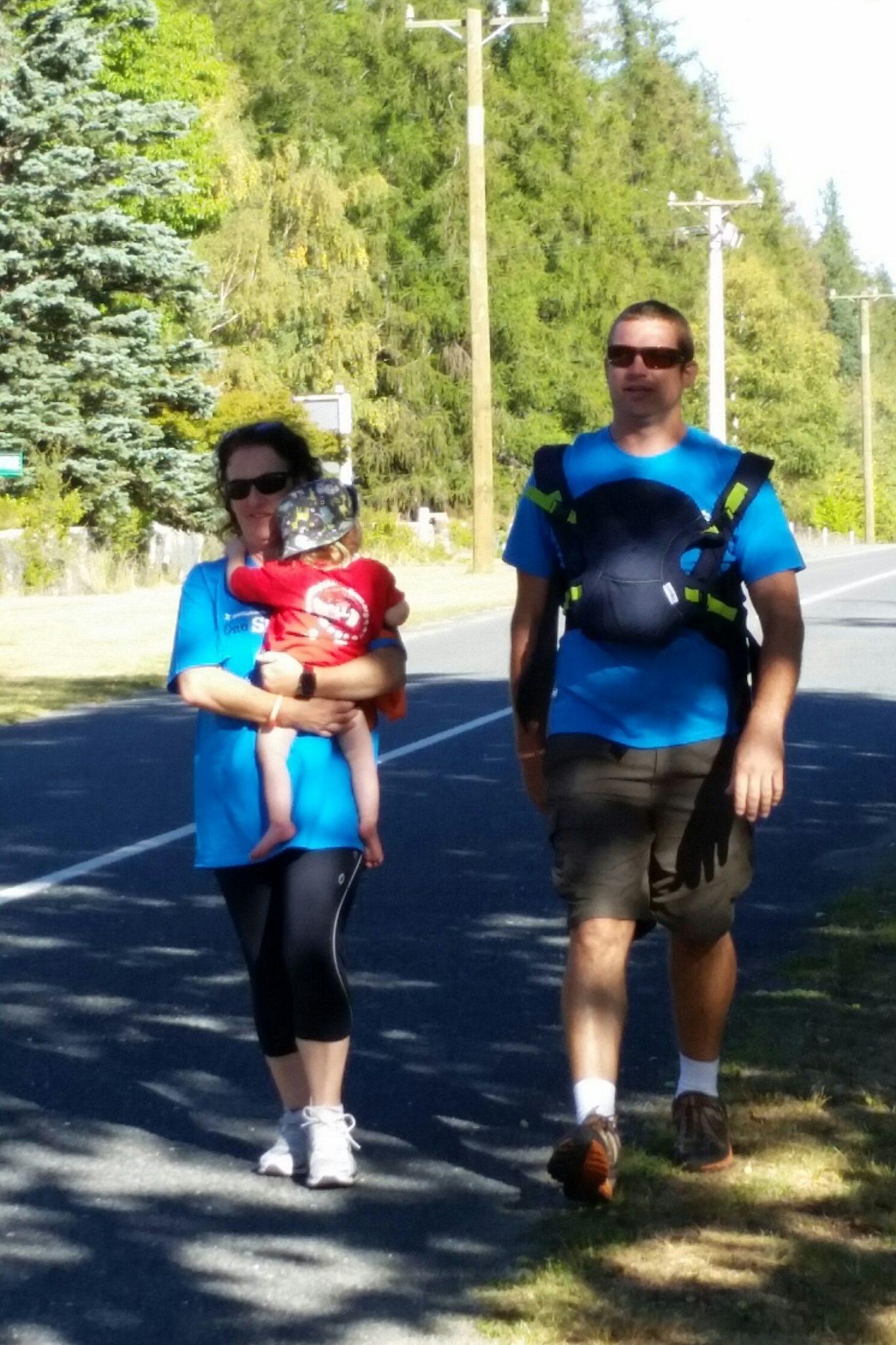 Virtual Marathon 2016 - First 5km
