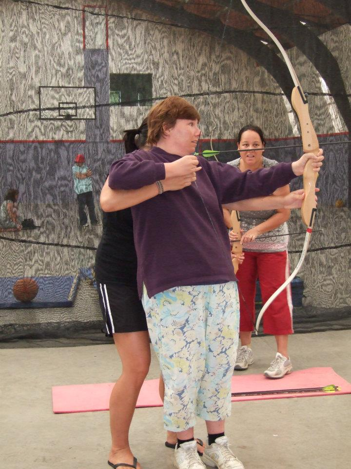 Archery, Kaitoke 2011