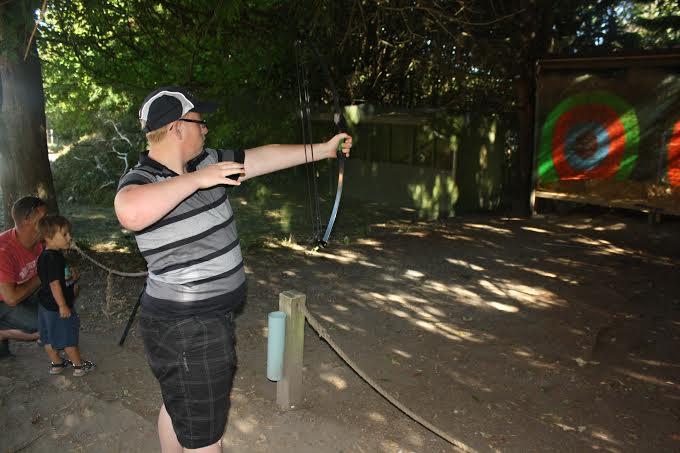 Archery, Taupo 2013