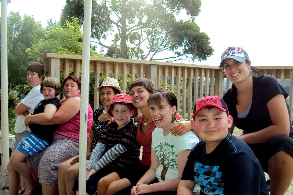Group Photo, Kaitoke 2011