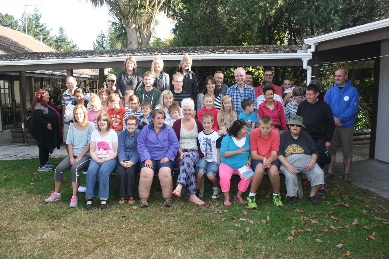 Whole Group Photo, ElRancho 2014