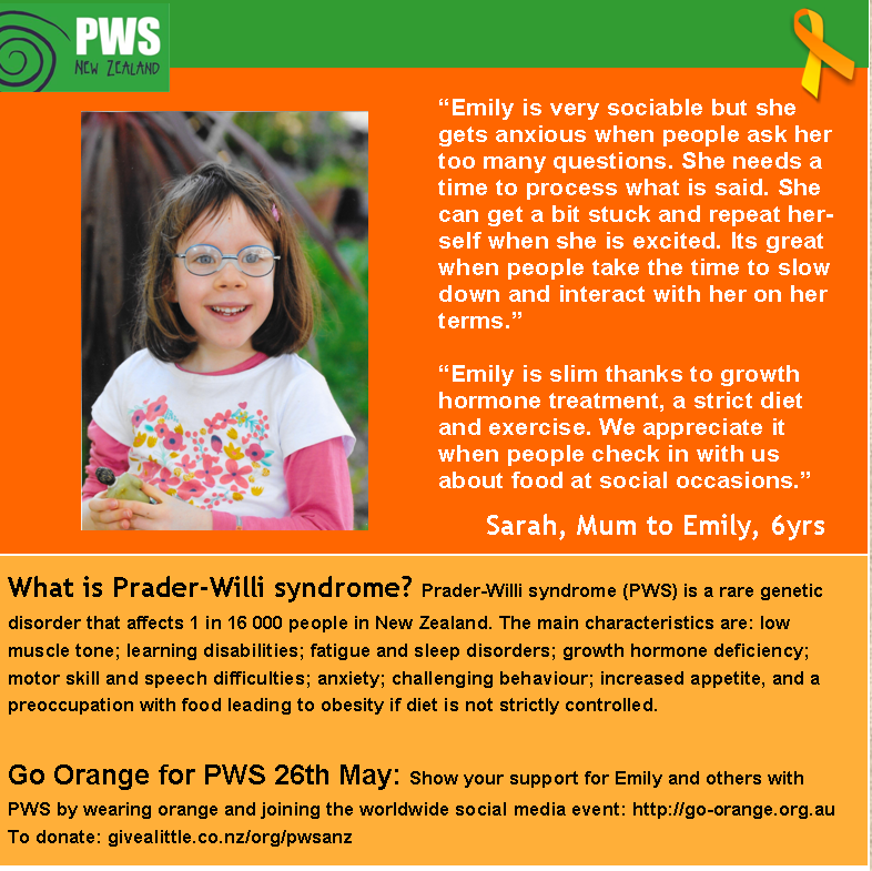 Awareness Month Feature Profile – EMILY