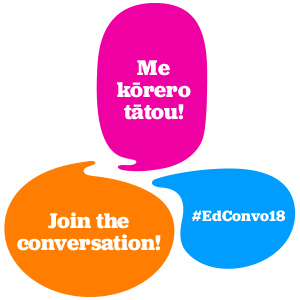 Join The Conversation – Let's Talk About Education!