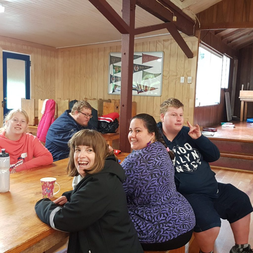 Catching Up With Friends, Camp Adair 2018