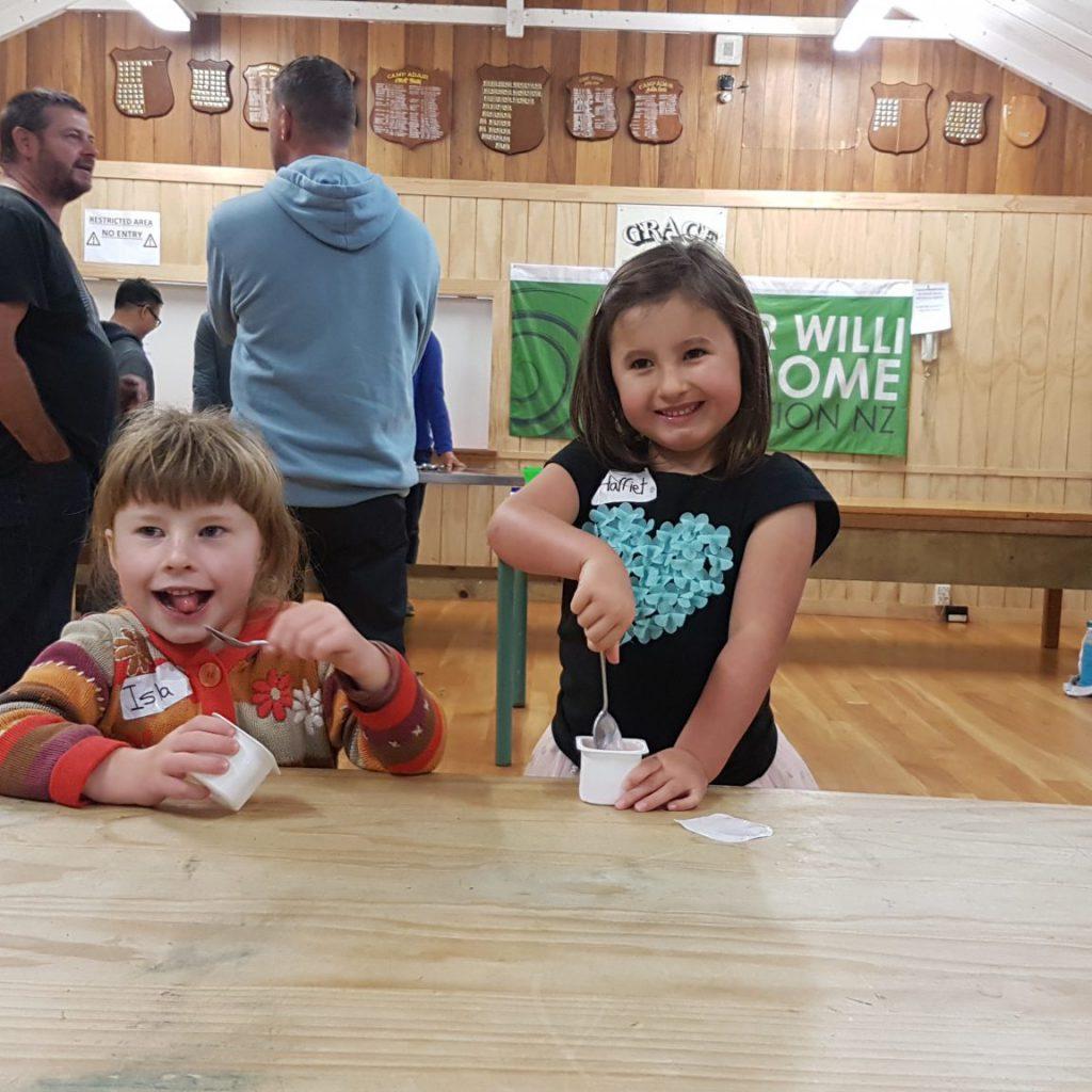 Making New Friends, Camp Adair 2018