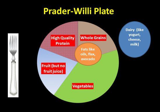Prader-Willi Plate