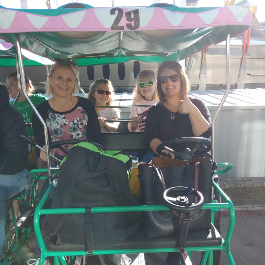 Fun On The Croc Bikes In Wellington – Teens 2019